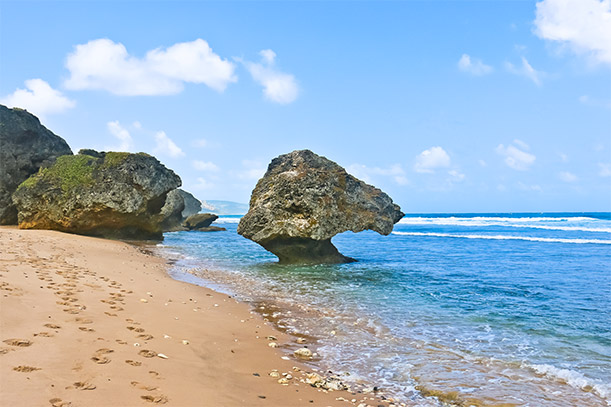 Bathsheba Beach, Barbados